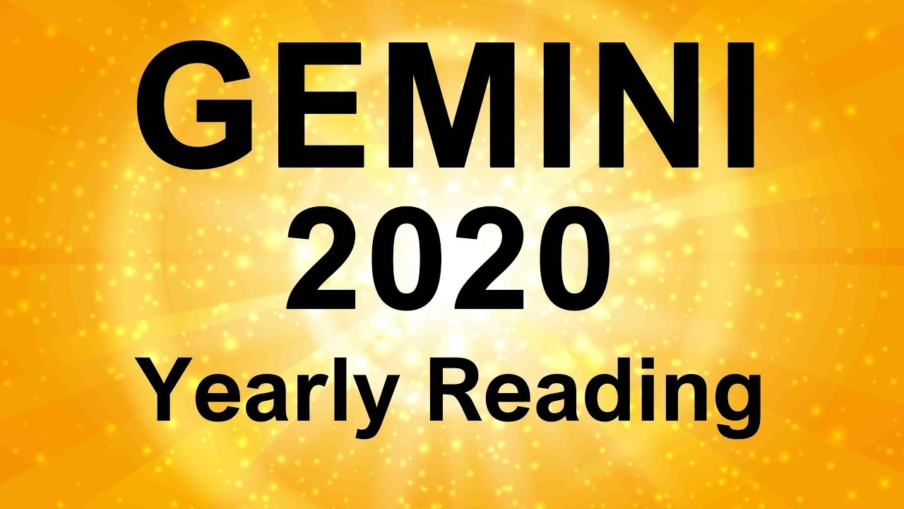 gemini february 2020 horoscope with veerle