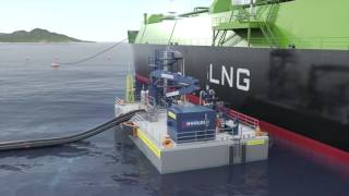 LNG Floating Transfer Terminal
