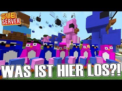 WAS IST HIER LOS?! - Minecraft SubServer | Earliboy