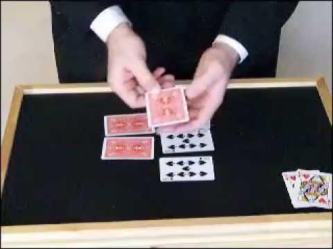Micro magie Cartes
