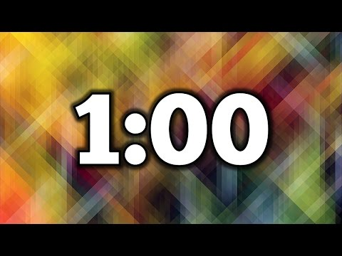 1 minute soothing music,1 minute ambient music from YouTube · Duration:  1 minutes 7 seconds