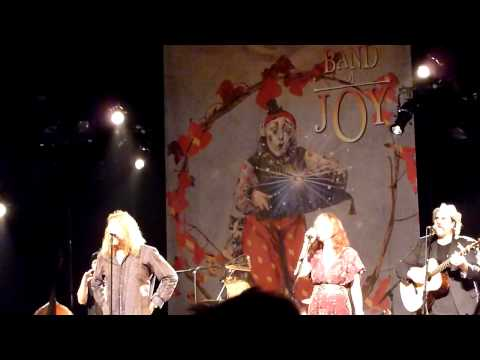 Robert Plant And Band Of Joy - And We Bid You Goodnight, Live In Dublin 2010
