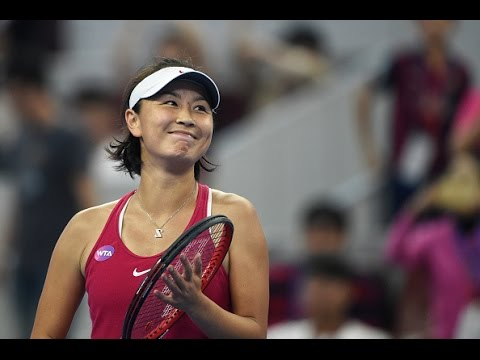2016 China Open Second Round | Peng Shuai vs Venus Williams | WTA Highlights