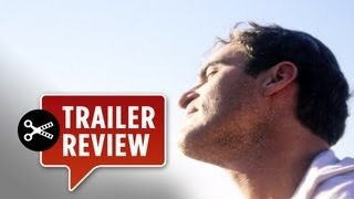 Instant Trailer Review - The Master (2012) Philip Seymour Hoffman Movie HD