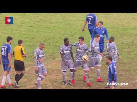 Jadran - Hajduk 0:11