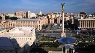 60. Путешествие в Киев Украина