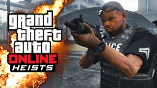 GTA ONLINE - Смешные Моменты (Ограбления) #71