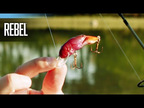 How To Fish The Rebel Wee Crawfish