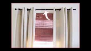 Diy Curtain Rod Ideas