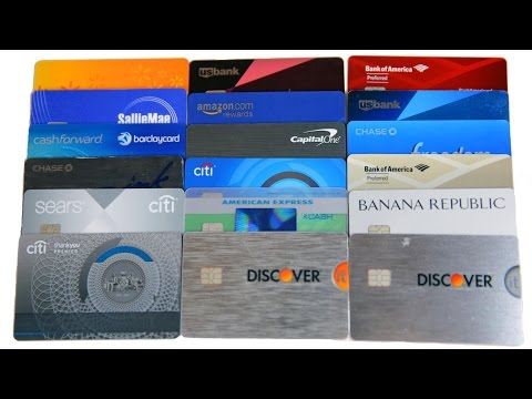 All Credit Cards Use Revealed