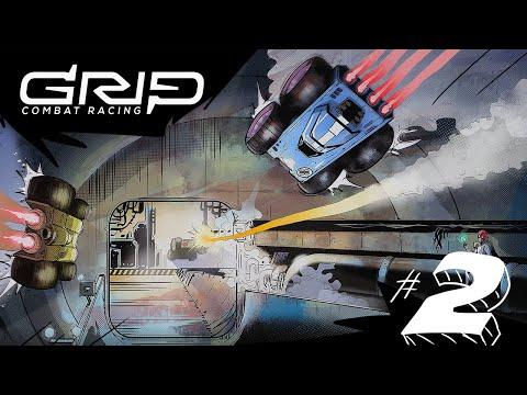 NOT A BAD CAMPAIGN - GRIP Combat Racing - Part 2 |