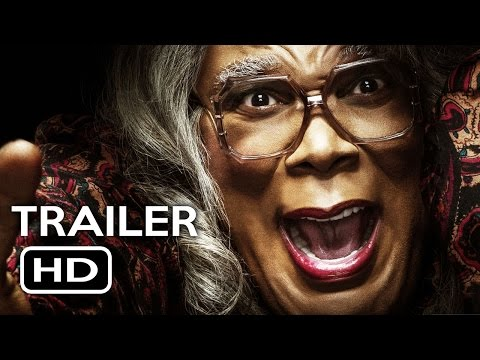 Boo! A Madea Halloween Official Trailer #2 (2016) Tyler Perry, Bella Thorne Comedy Movie HD