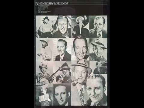 Клип Bing Crosby - Rock Of Ages
