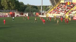 Highlights: Cliftonville FC - FC Nordsjælland: 0-1