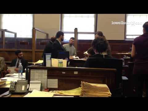 Charles Edward Fox. Charged with assaulting a disabled man, repeatedly calls prosecutor Joe Posner a