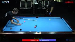 DDO- HF-  Mario He vs Joshua Filler