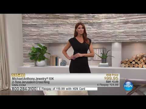 HSN | Michael Anthony Jewelry 03.01.2017 - 02 AM