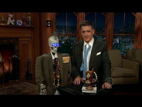 Late Late  with Craig Ferguson 9182012 John Goodman, Arjay Smith, Melissa Etheridge