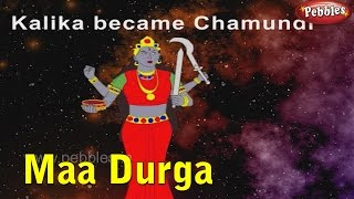 Kalika Bane Chamumdi | A Durga Historias en Hindi | A Durga Historias