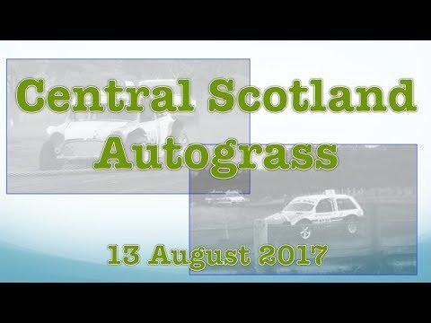 Autograss - Central Scotland - 13 August 2017