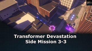 Transformers Devastation Side Mission 3-3