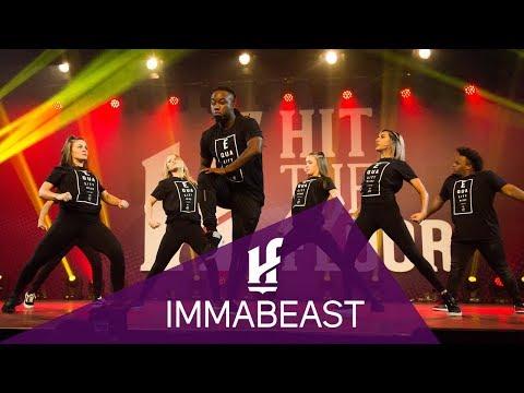 IMMABEAST | Hit The Floor Lévis #HTF2018