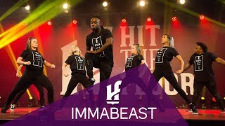 IMMABEAST | Hit The Floor Lévis #HTF2018