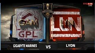 [30.04.2017 MSI 2017] GAM vs LYN Highlight | Combat cuối Levi sút được Oriana về