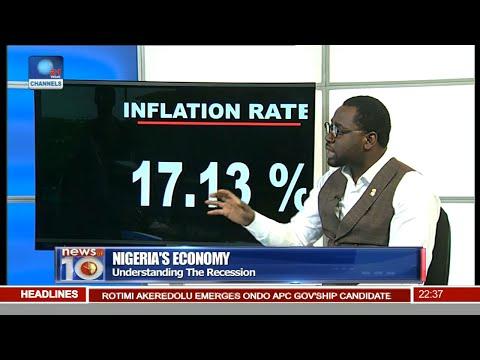 News@10: Understanding The Recession In Nigeria's Economy 04/09/16 Pt. 3