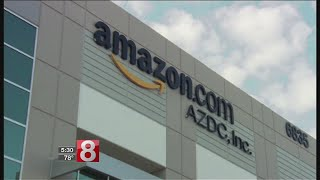 Bridgeport, New Haven making pitch for Amazon to build second headquarters there