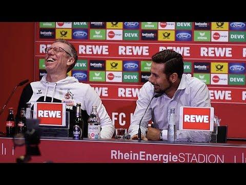 Die Pizarro-Präsentation - das Rudnevs-Karriereende