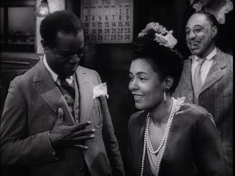 P : New Orleans 1947, Louis Armstrong, Billie Holiday, Arturo de Córdova