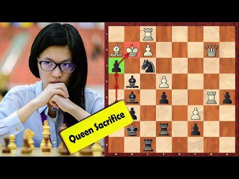 The Queen Of Chess Needs No Queen