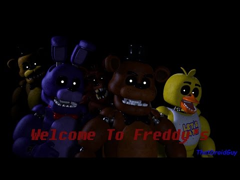 [SFM FNAF] Welcome To Freddy's  (by Madame Macabre)