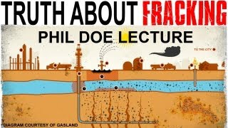 Truth About Fracking - Phil Doe