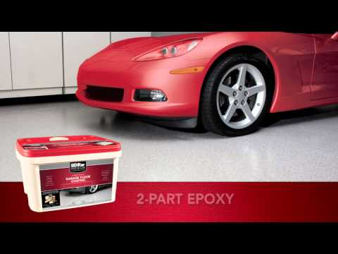 BEHR PREMIUM® 2 - Part Epoxy Garage Floor Coating