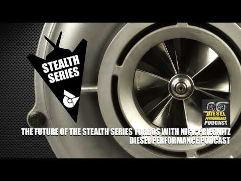 The Future of Stealth Series Turbos with Nick Priegnitz