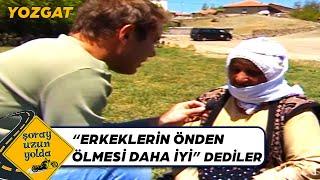Bir Yandan Madımak Topladılar, Bir Yandan Dedikodu Yaptılar! - Yozgat | Şoray Uzun Yolda