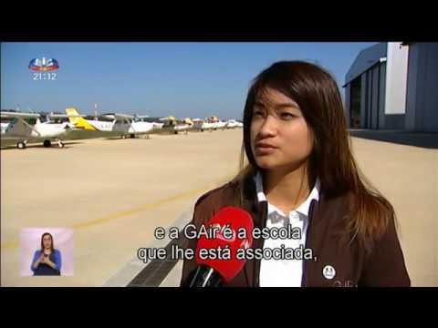Escola em Ponte de Sor forma cerca de 200 pilotos por ano