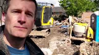 Wonderful Homes - Gospel Oak Drive - Beam & Block Floors Finished