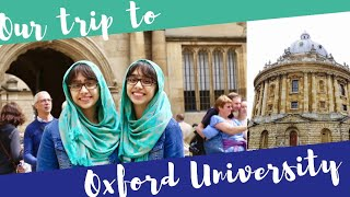 How to Spend A Perfect Day in Oxford thumbnail