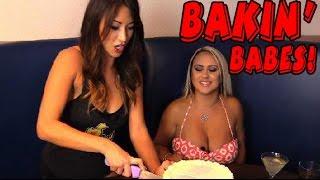Ducky's Baken Babes Carrot Cake Dessert with Mariah Milano