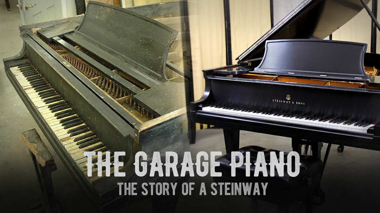 The garage piano the story of a steinway piano full for Piani garage separati