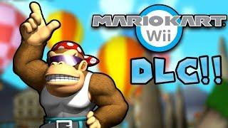 Mario Kart Wii DLC 2018 New Custom Tracks LAN Item Rain