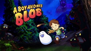 A Boy and His Blob - Android Gameplay