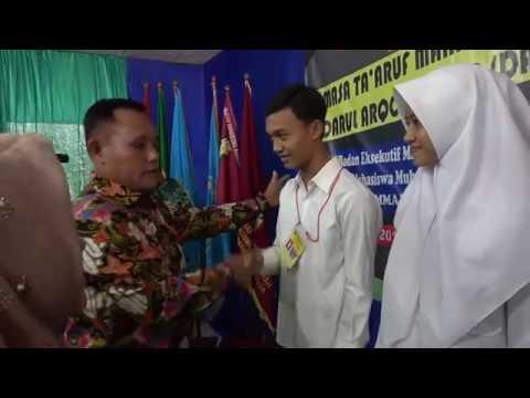 Plt. Bupati Nanang Ermanto Buka Mastama STIE Muhammadiyah Kalianda Tahun 2018