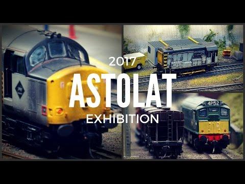 Astolat Model Railway Exhibition 2017