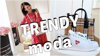 TRENDY moda wiosna/lato 2019