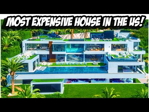 Thumbnail: TOUR OF THE MOST EXPENSIVE HOUSE IN THE USA!!!