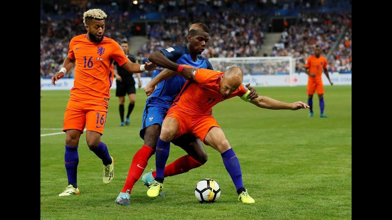 Netherlands vs Bulgaria 3:1 - Highlights & Goals